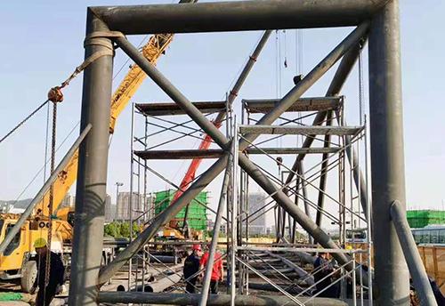 公用钢结构工程