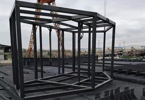 钢结构的制作